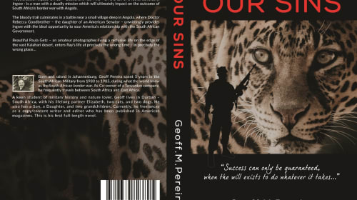 'Our Sins' by Geoff M. Pereira