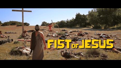 Judas Iscariot and Jesus Christ: Zombie Slayers