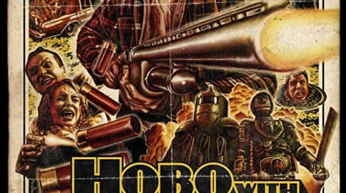 Reed Alexander's Horror Review of 'Hobo With A Shotgun' (2011)