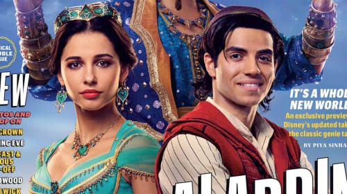 Watched Live Action 'Aladdin'