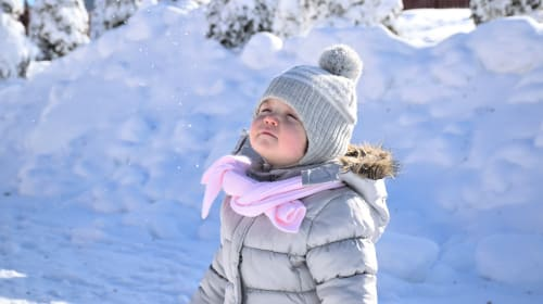 Choosing Children's Clothing for the Cold Seasons