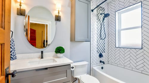 Creative Ways to Enhance Your Bathroom Without Renovating