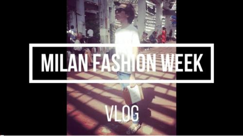 Flying to Milan Fashion Week with EasyJet