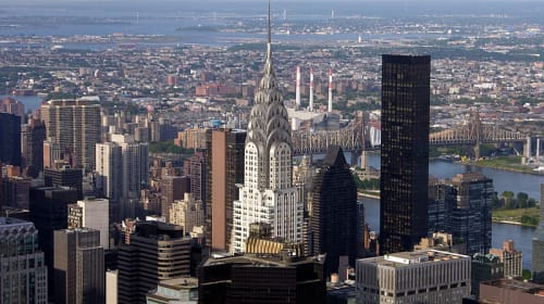 See 20 Amazing Photos and Facts of the Chrysler Building in New York