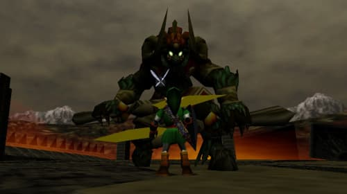 The 5 Creepiest 'Ocarina of Time' Enemies