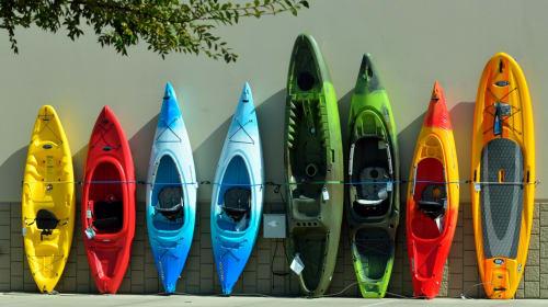Health and Kayaking