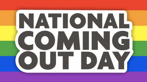 National Coming Out Day 2019