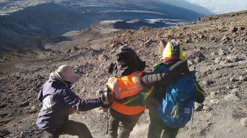 Kilimanjaro Summit vs Me
