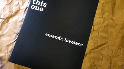 'The Princess Saves Herself in This One' by Amanda Lovelace