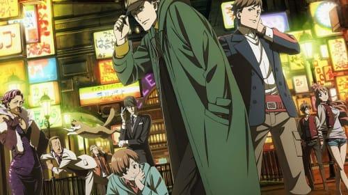'Kabukichou Sherlock' Episode 1