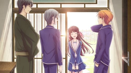 An Anime Review 'Fruits Basket' (2019)