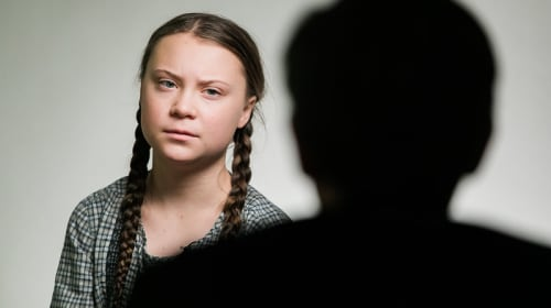 """Talking Brook: 'Yaron Brook Show: Greta Thunberg & the Power of Moral Idealism'"""