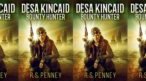 Review of 'Desa Kincaid: Bounty Hunter'