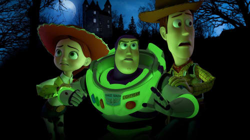 'Toy Story of Terror' - A Movie Review