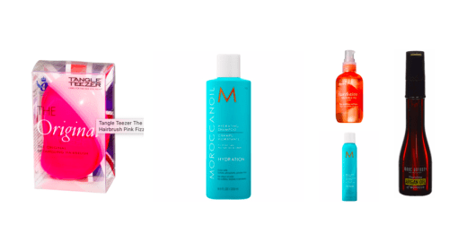 Hair Care Faves