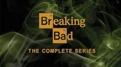 Anthony's Film Review - 'Breaking Bad' (TV Series, 2008-2013)