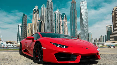 Benefits of Renting a Car in Dubai