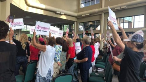 Republican Women Get Active