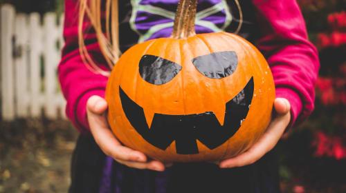 Halloween: PTSD Not Allowed!