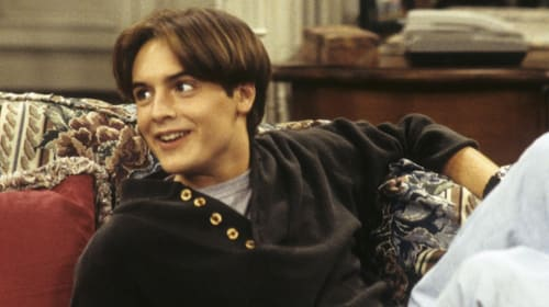 25 Lessons Eric Matthews Taught Us on 'Boy Meets World'