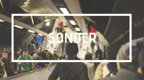 Sonder, Sontag, and the Simultaneity of Everything