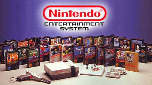 Happy 34th Birthday to the NES
