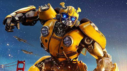 James Reviews: 'Bumblebee'