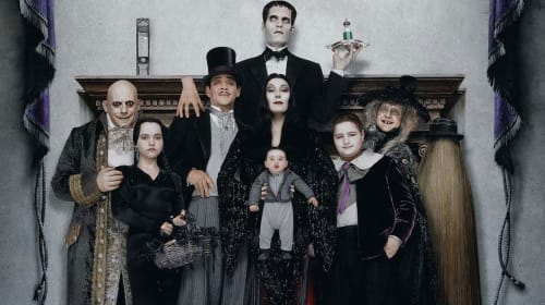'Addams Family Values'—A Movie Review