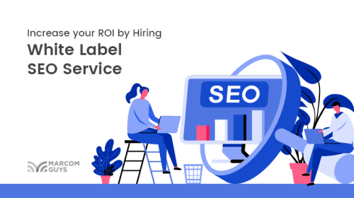 Increase Your ROI by Hiring White Label SEO Service