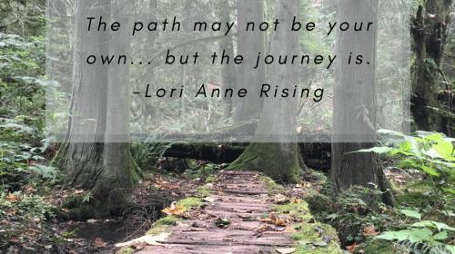 The Paths We Walk