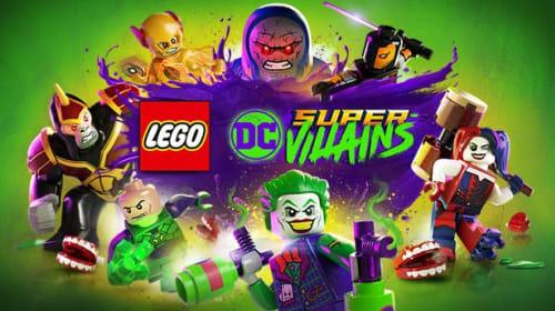 Review: 'LEGO DC Super Villains'
