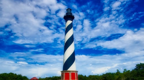 The 10 Tallest Lighthouses in the United States (Photos)
