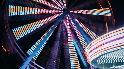 Getting off the Ferris Wheel