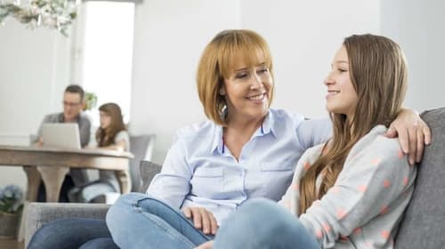 Tips for Improving Parent-Teen Relationships