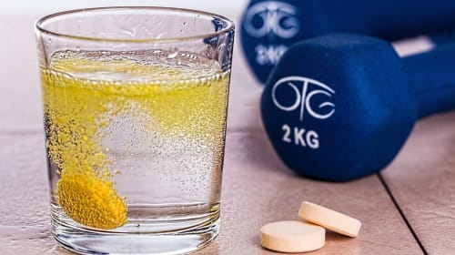 Which Supplements Are Recommended to Use When Working Out?