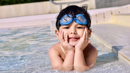 Tips for If Your Child Wants to Swim Competitively