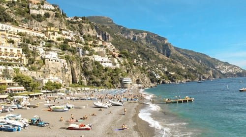 From Naples to Amalfi Coast - Eating Our Way Through