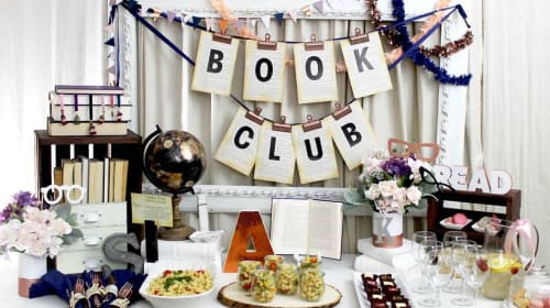 Go the Extra Mile with Your Book Club