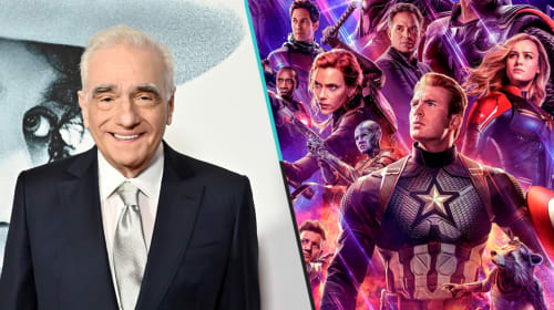 Scorsese Vs. Marvel
