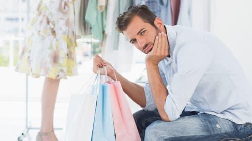 Men vs. Retail