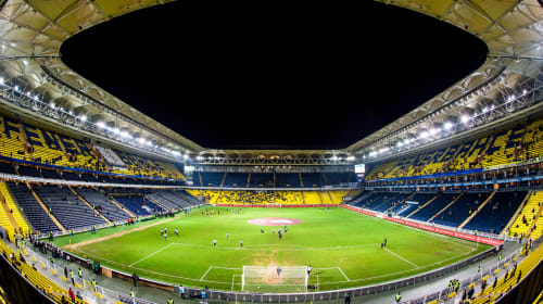 The 10 Coolest Soccer Stadiums Across the World