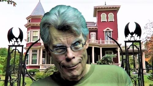 Stephen King Offering up His Old Digs to Inspire Other Writers