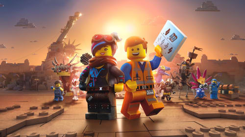 James Reviews: 'The Lego Movie 2: The Second Part'