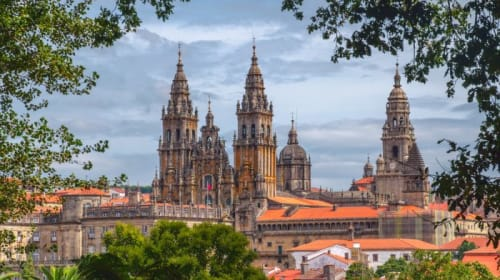 Santiago de Compostela - The History Of The Lighthouse of Spirituality