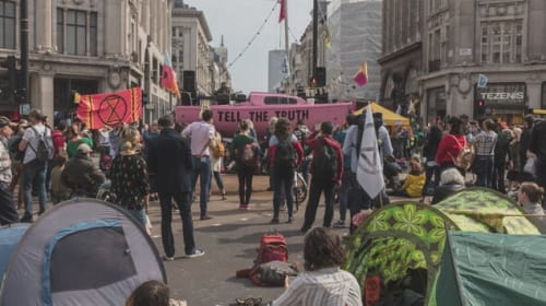 About Extinction Rebellion: Change Has Always Come from Disobedience