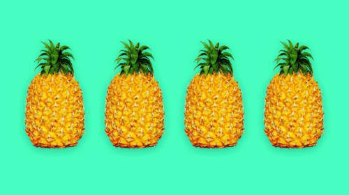 What's Poppin' Pineapple?