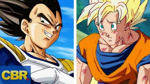 'Dragon Ball Z/Super': Vegeta v. Goku