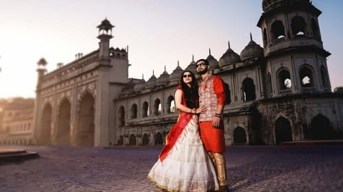 8 Breathtakingly Beautiful Places for a Pre-Wedding Photoshoot in the City of Dreams Mumbai