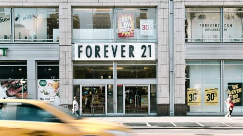 The Downfall of Forever 21