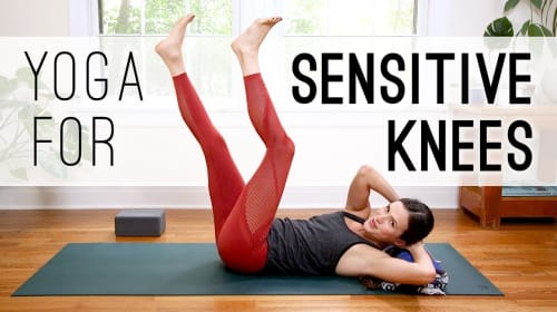 Fix Your Knee Pain with 4 Yoga Asanas